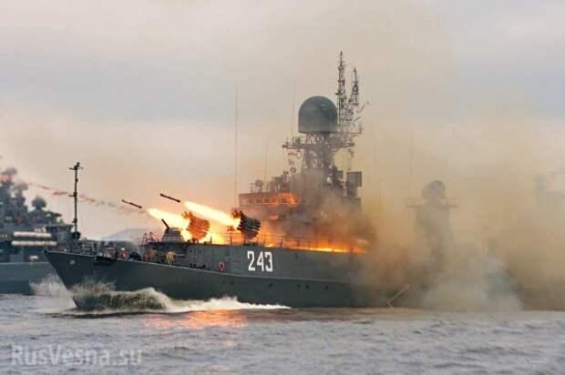 Чем закончится столкновение с Россией для флота США?
