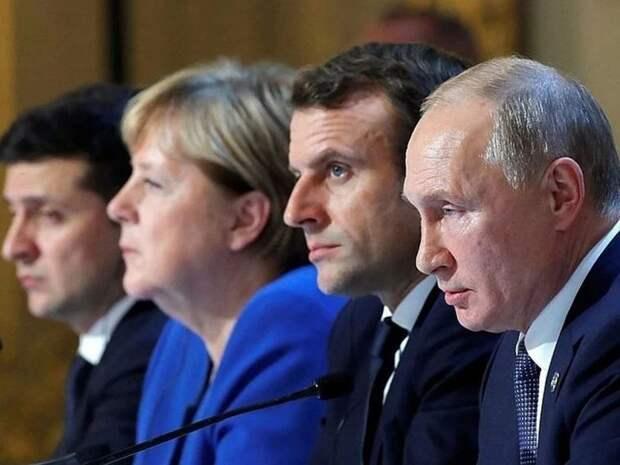 """""""Полный абсурд"""": Киев заявил о невозможности выполнить Минские соглашения"""