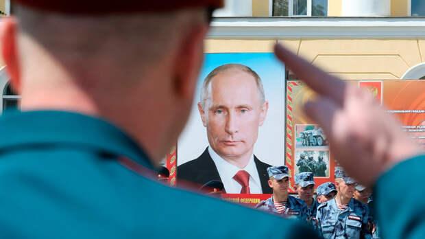 Дави его! Скрытый сигнал Путина НАТО
