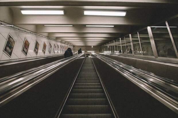 Эскалатор/ Фото pixabay.com