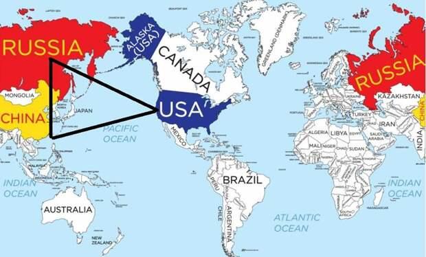 Треугольник США-Россия-Китай: как союзники Америки воспринимают последние события?
