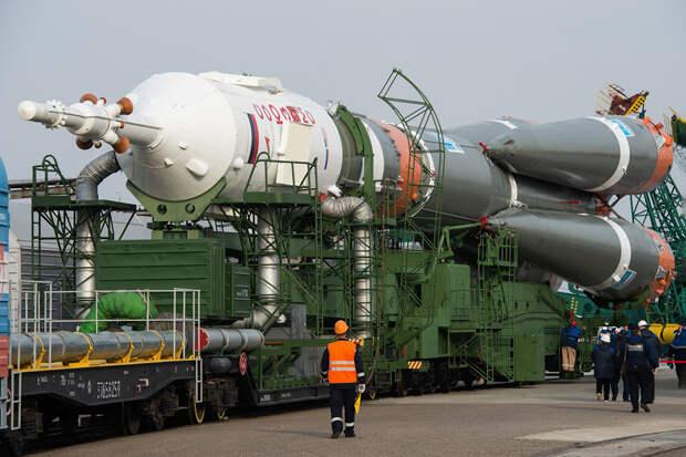 «Роскосмос» опроверг отказ NASA от покупки места на «Союзе»