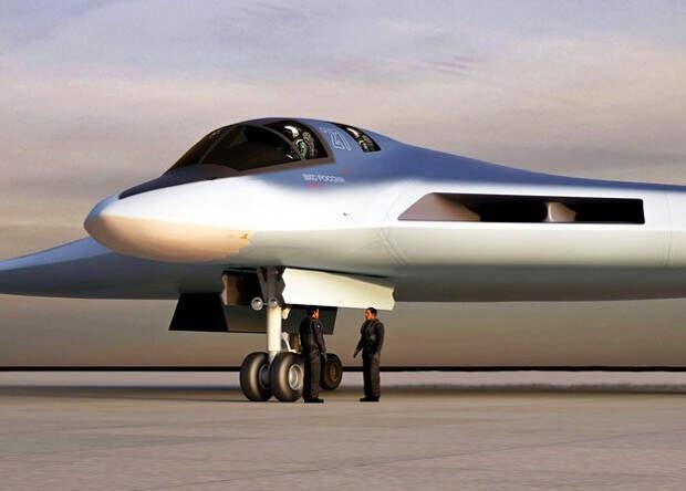 В России началась сборка первого бомбардировщика ПАК ДА