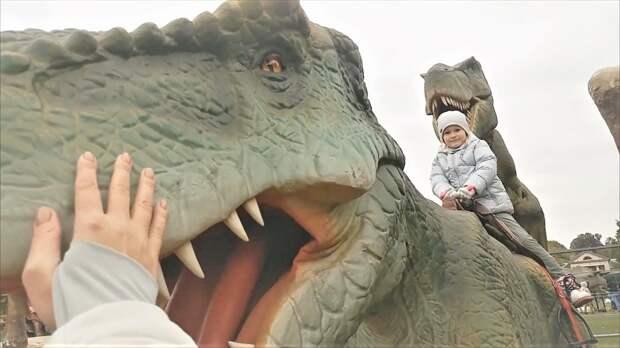 Приручение самого свирепого динозавра