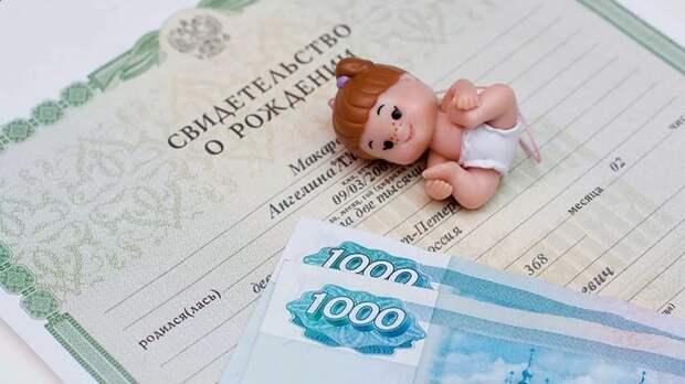 В Госдуму внесен законопроект об изменении критерия нуждаемости семей в получении ежемесячных выплат на ребенка
