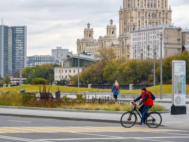 Синоптики рассказали о погоде в Москве в пятницу