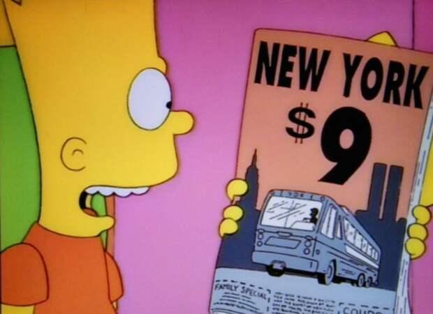 «Симпсоны» предсказали теракт 11 сентября и другие пугающие теории заговора, связанные с поп-культурой