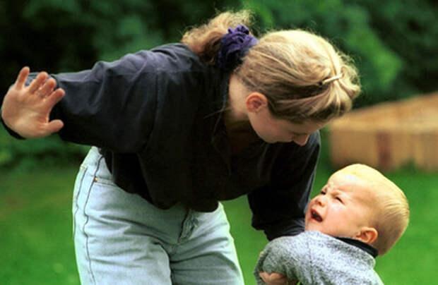 Наши дети. Как мы обижаем наших детей.