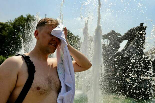 Москве станет невыносимо жарко