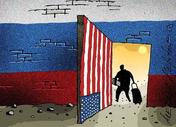 Как американцы вербуют «агентов влияния» по всему миру