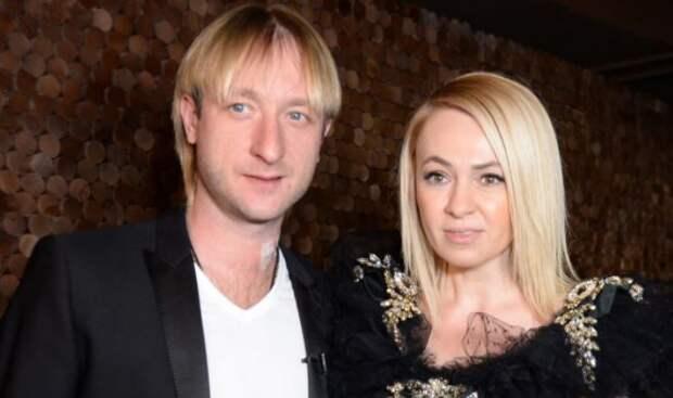 Рудковская отреагировала на слухи о своем разводе с Плющенко