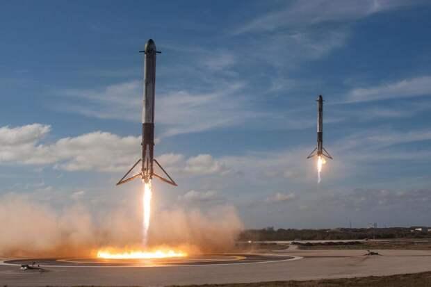 Ракеты Илона Маска заменят американской армии транспортные самолёты