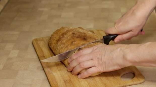 Вкусный домашний хлеб без замеса – простой рецепт IrinaCooking, видео рецепт, еда, кулинария, рецепт, хлеб, хлеб в духовке, хлеб рецепт