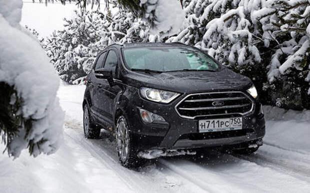 Ford EcoSport после 16 500 км: все досадные мелочи