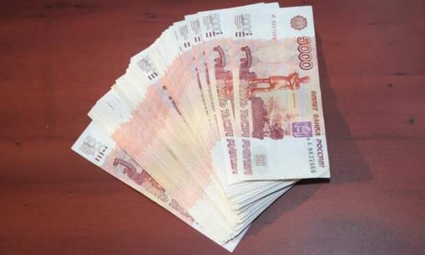 ВАрхангельске задержали мужчину, который расплатился запокупку цветов «билетом банка приколов»