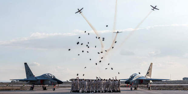 Как готовят лётчиков для ВВС Израиля: взгляд изнутри