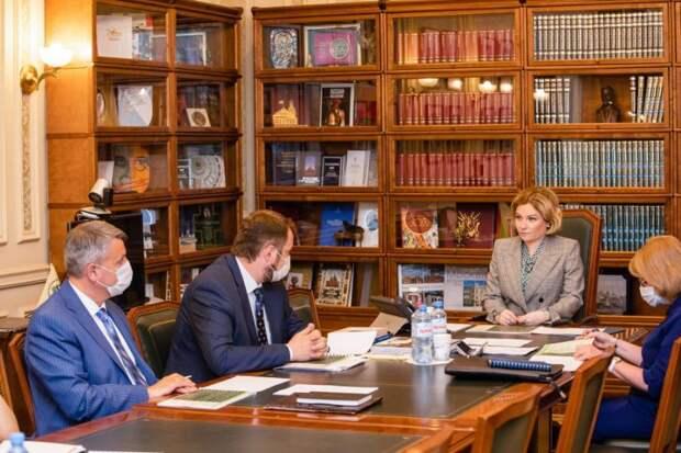 Любимова предложила создать попечительский совет усадьбы «Остафьево» — «Русский Парнас»