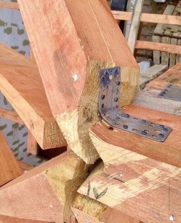 Плотники-бобры, чудо-рулетки и ещё 10 весёлых фотографий со стройки