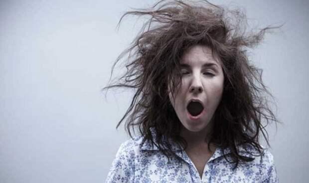 Высыпайтесь, или Как недосып сказывается на состоянии кожи о волос