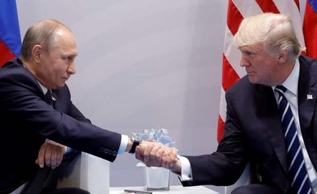 Большинство жителей развитых стран доверяют Путину большем, чем Трампу — опрос