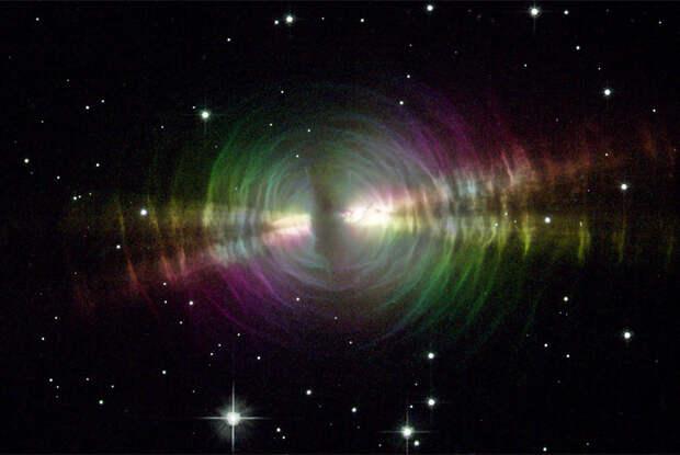 Из пустоты: самые загадочные и недоступные места Вселенной на снимках телескопа «Хаббл»