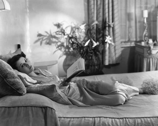 10 редких фотографий Вивьен Ли, сделанных до роли Скарлетт О'Хары
