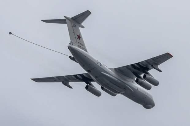В ОАК инцидент с Ил-78 объяснили испытаниями