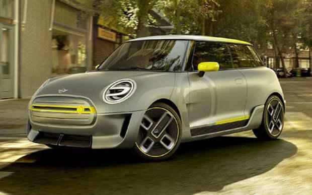 Вторая попытка: Mini анонсировала новый электромобиль