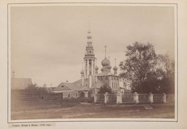 Hramy-goroda-Uglicha-v-starinnyh-foto 7