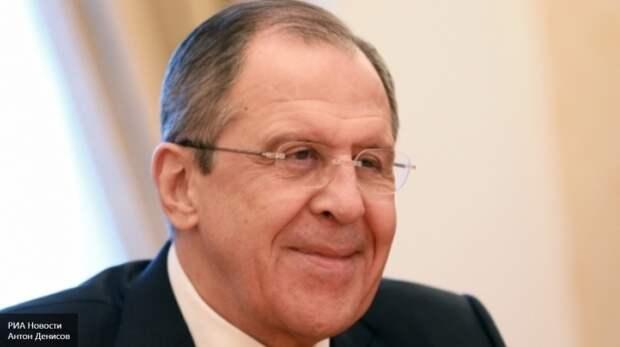 Лавров пошутил над невнимательными журналистами