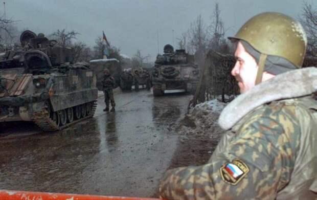 Бросок на Приштину: чем российские десантники шокировали солдат НАТО