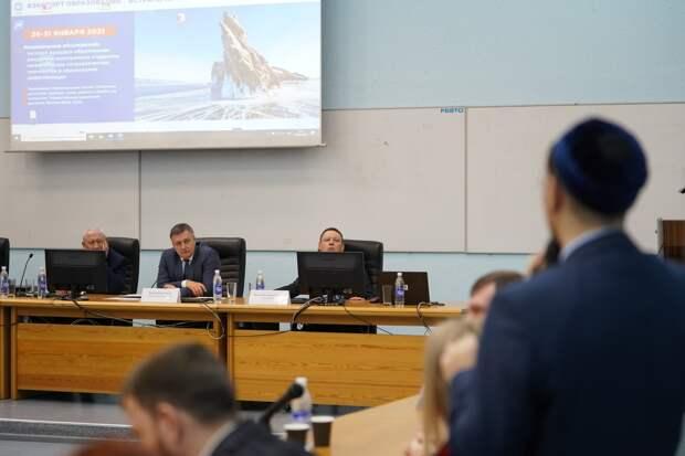 Численность иностранных студентов в Иркутске планируют увеличить в 2,8 раза к 2024 году