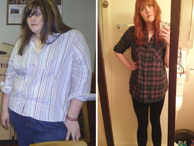 48. - 75 кг за 18 месяцев  похудение, результат