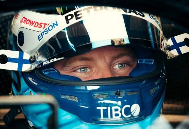 В Mercedes частично обвинили Валттери Боттаса в аварии с Джорджем Расселом