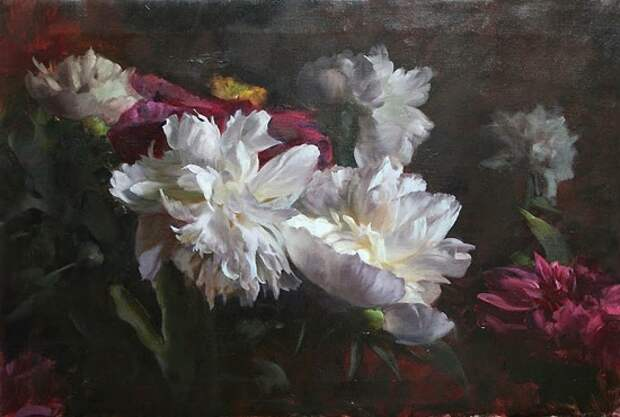 художник Дмитрий Калюжный (Dmitriy Kalyuzhny) картины – 02