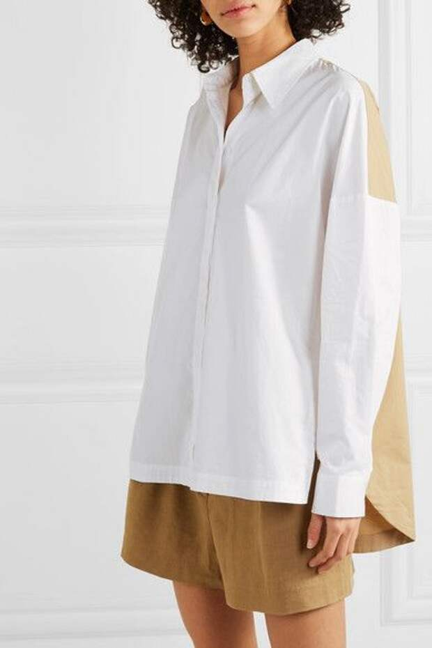 Много крутых рубашек и блуз