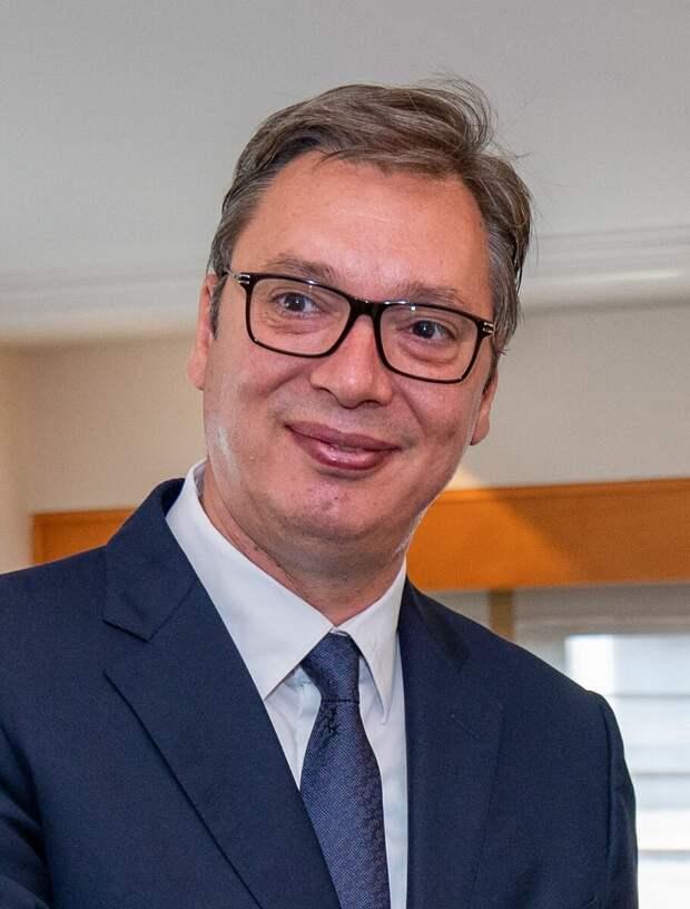 Вучич - президент Сербии