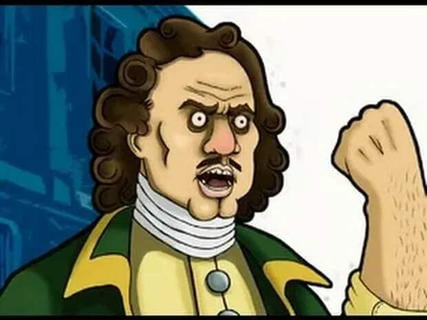 Рижский бургомистр вздумал орать при Петре I. И доорался до больших неприятностей