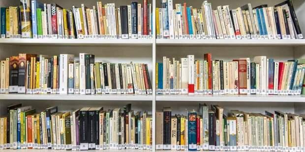 Сергунина: В Москве создан онлайн-сервис для бронирования книг в библиотеках
