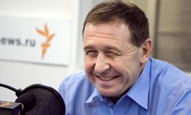 Бежавший в США либерал уже уверовал в ненависть белорусов к Путину и России