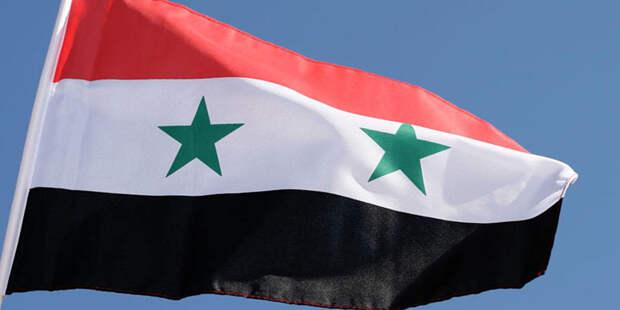 Россия спешит на помощь Сирии