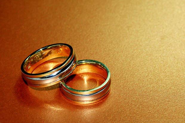 По обручальному кольцу девица, замужняя, история, русь, факты