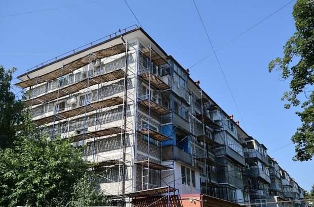 В Краснодаре в 205 домах провели капремонт