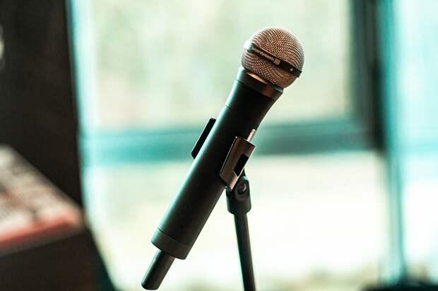Микрофон, Беспроводной, Аудио, Звук, Запись, Музыка