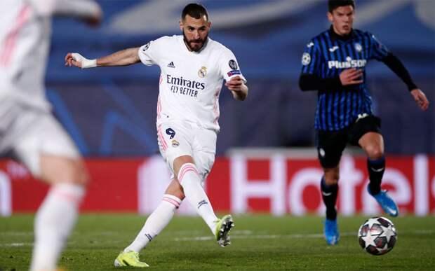 Бензема — 5-й игрок с 70 голами в Лиге чемпионов
