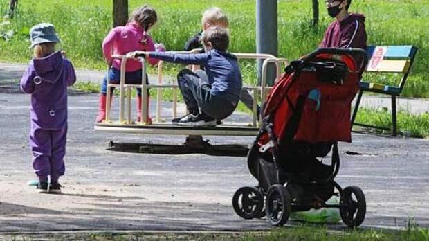 Дети из Московской области стали реже травмироваться