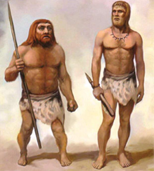 Кроманьонцы это потомки пришельцев