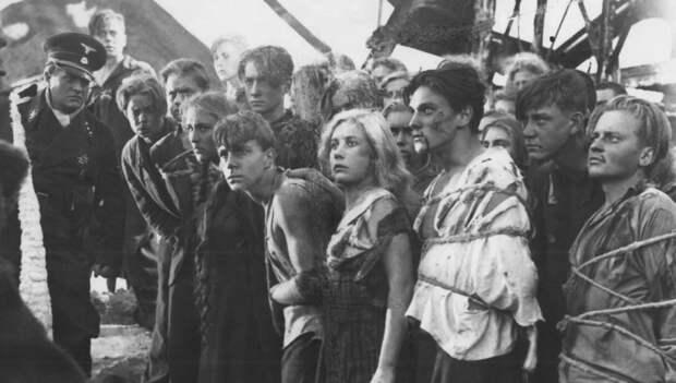 10 интересных фактов о фильме «Молодая гвардия»