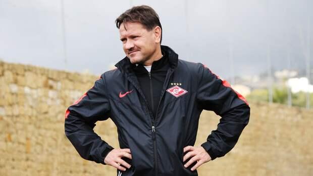 «При мне «Спартак» мог нагоды стать вРПЛ фаворитом №1». Аленичев— оКононове имногом другом