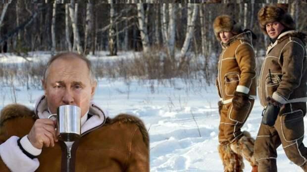 Путин и Шойгу продвигают внутренний туризм